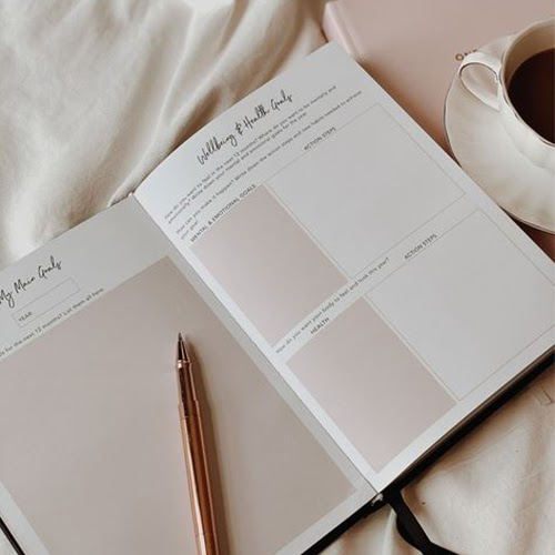 Indigo Daily Planner