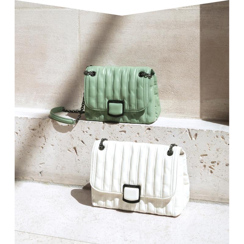 Two Longchamp handbags