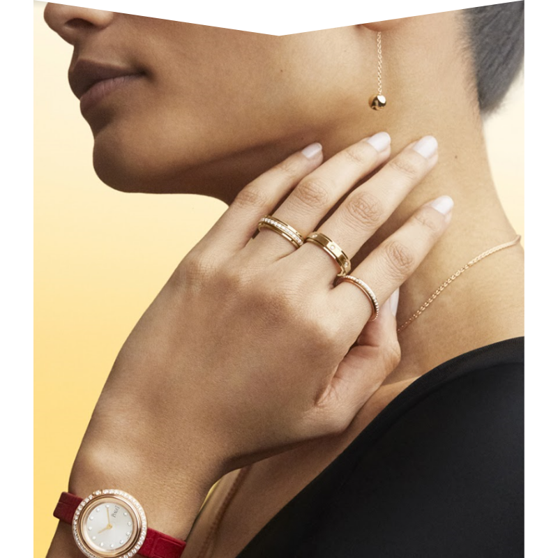 Piaget watch and jewelry