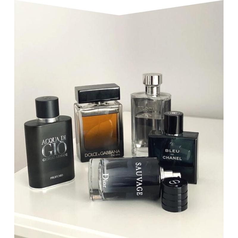 Men's perfumes