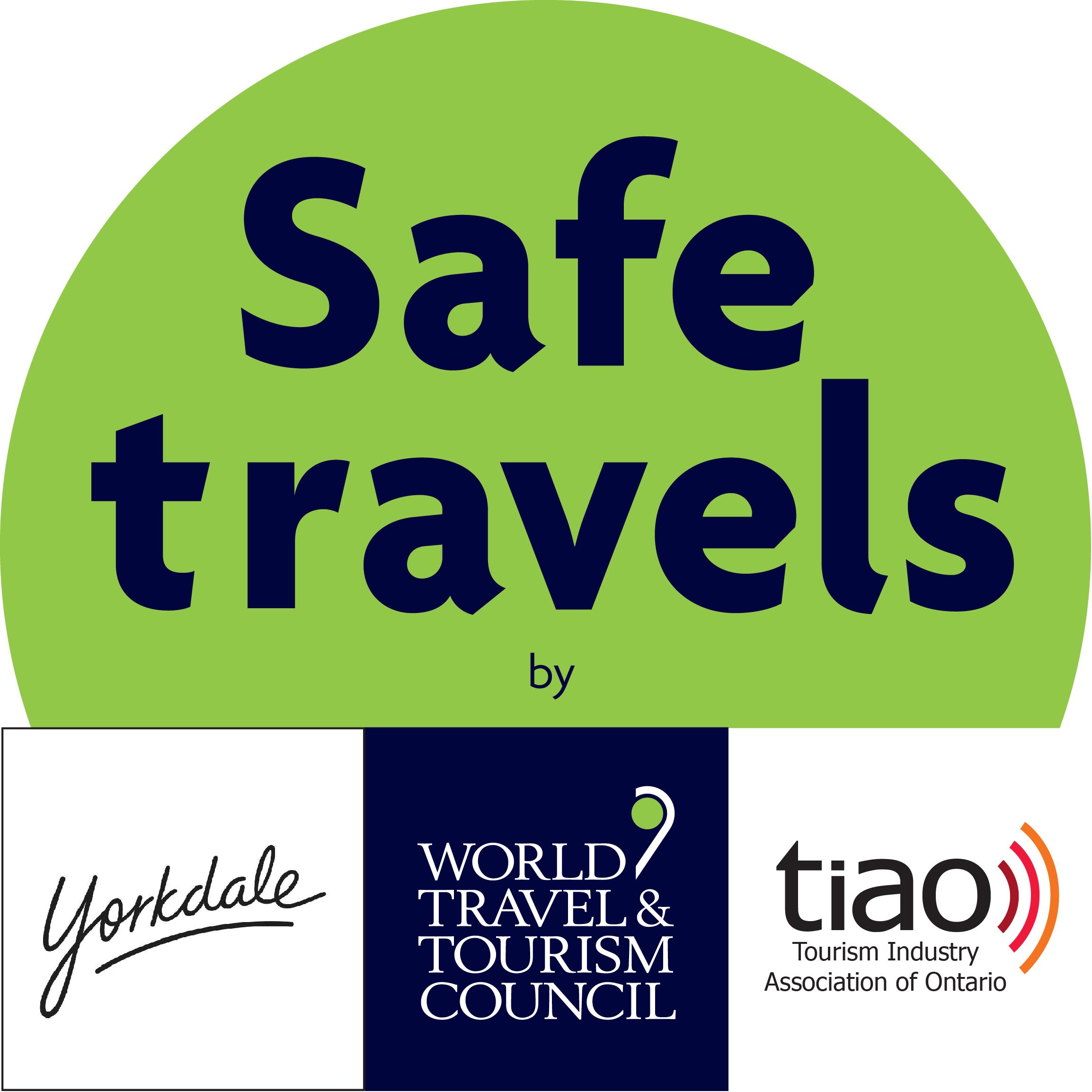 Safe Travel Partners logo