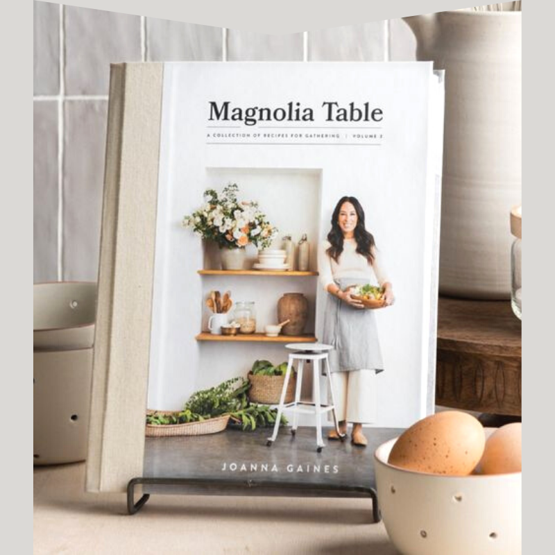 Joanna Gaines cookbook