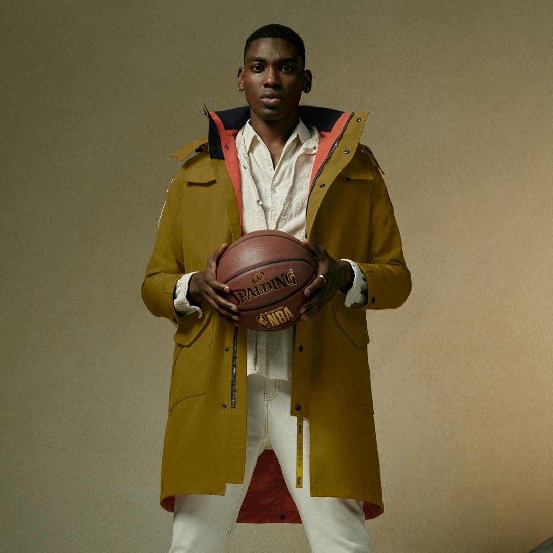 Canada Goose x NBA x Rhude jacket