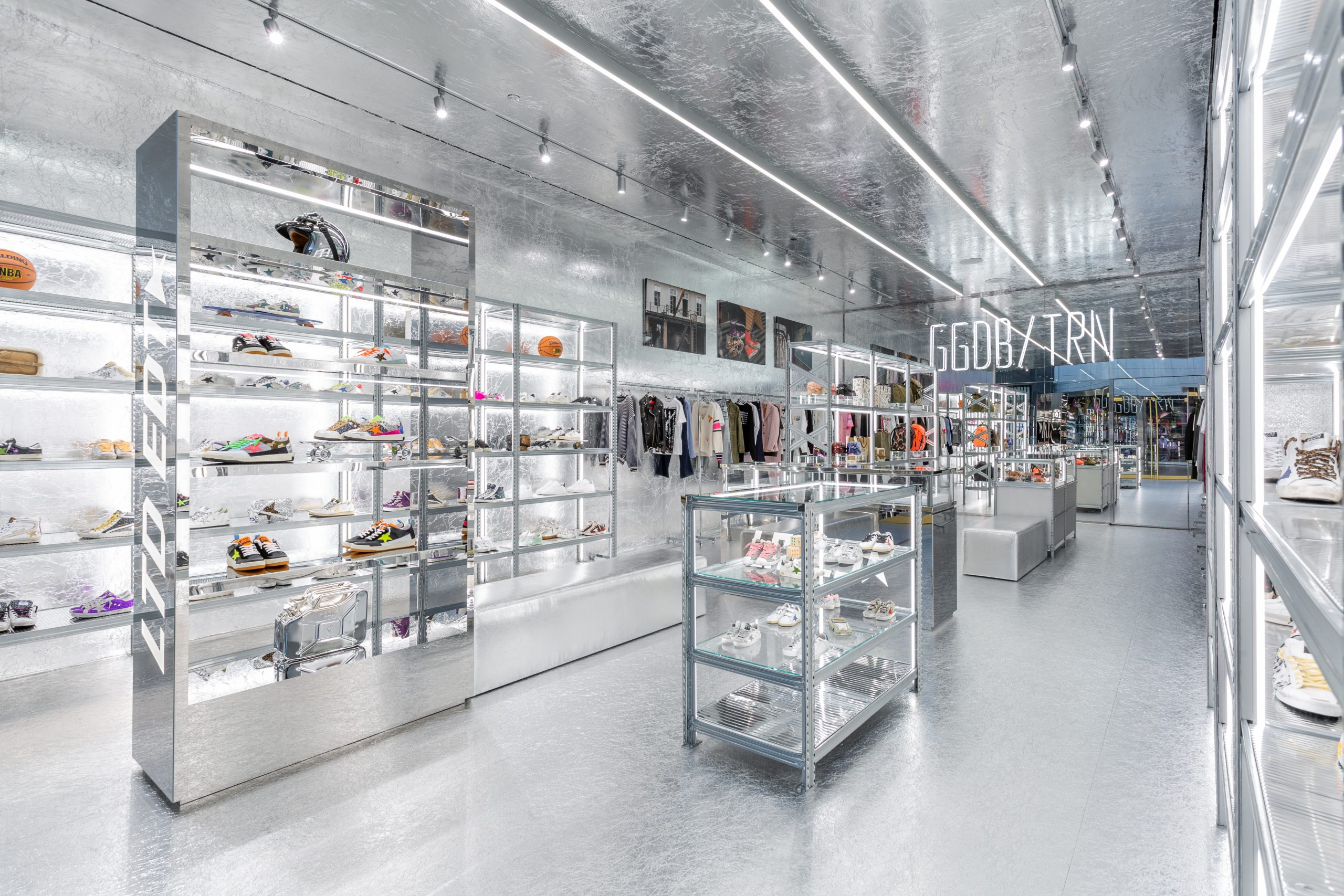 Golden Goose Opens Its First Canadian Flagship Store