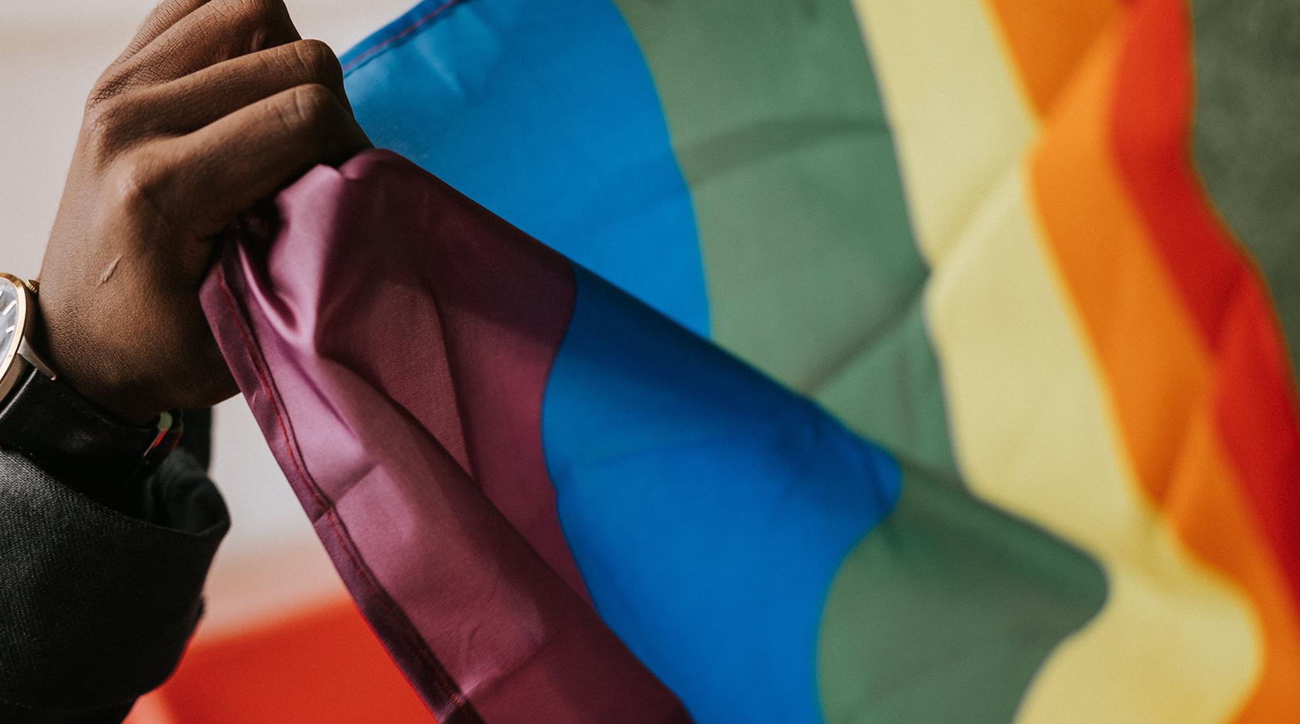 Celebrate Pride Month In Style - pride flag