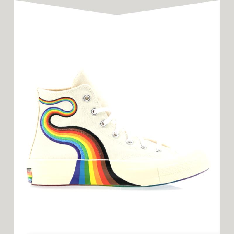 Converse Pride Sneakers ay Browns