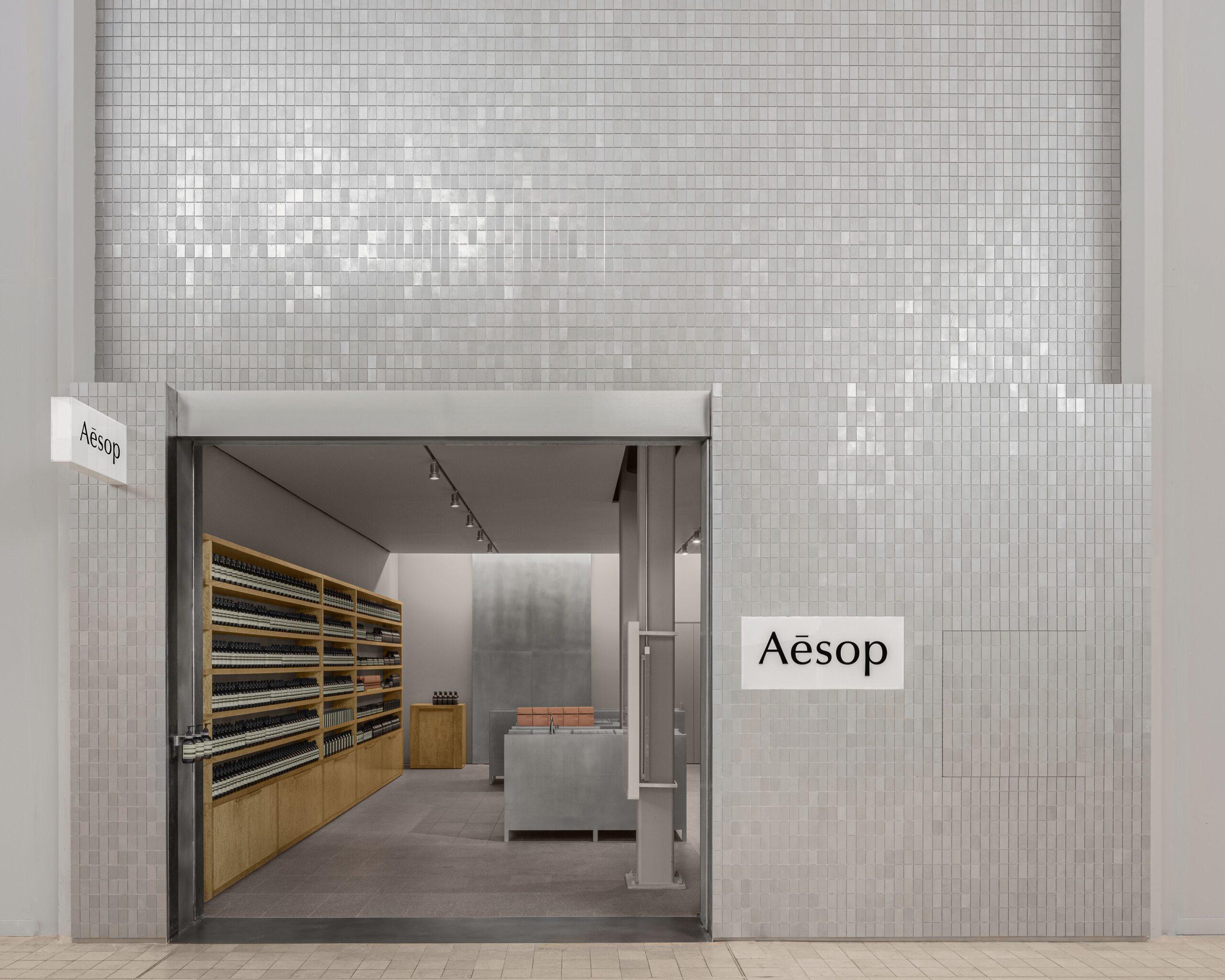 Aesop Storefront