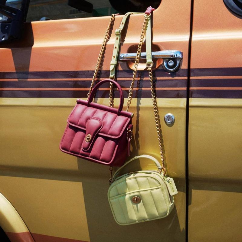 Mini handbags from Coach