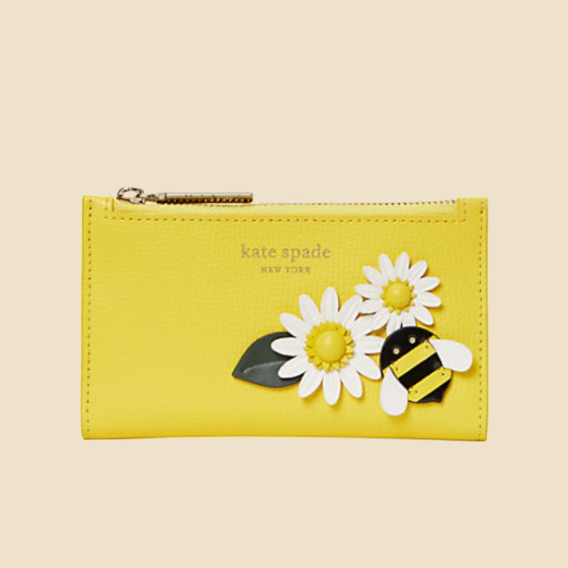 Bumble bee Kate Spade wallet