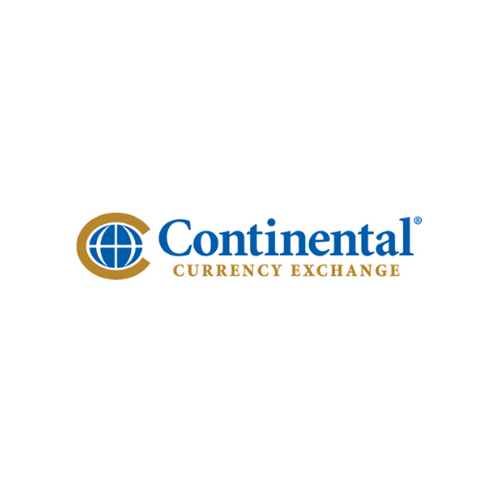 Continental Currency Exchange logo