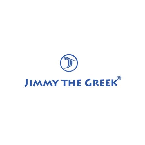 Jimmy The Greek logo