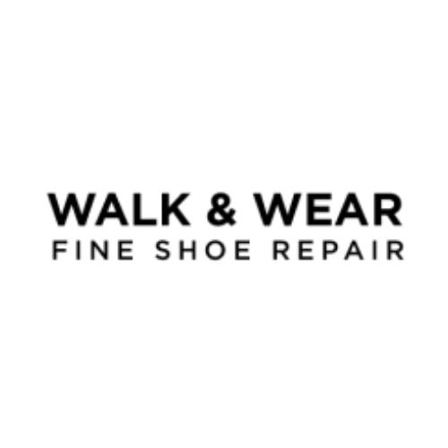 Walk & Wear Fine Shoe Repair logo